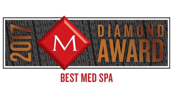 The Medspa Raleigh - Best Med Spa - Diamond Award