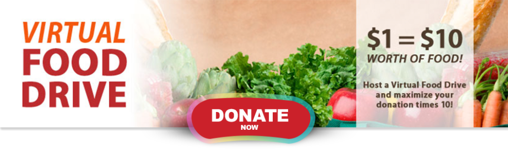 Donate Now - Virtual Food Drive